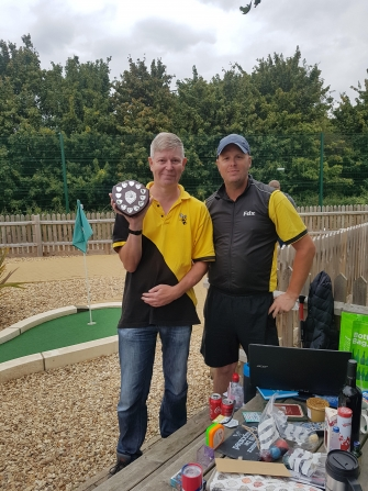 Tape Measure - The story of the Sussex Wasps Open