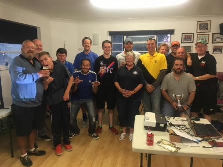 The Uncomfortable Homecoming - The story of the Worthing Open