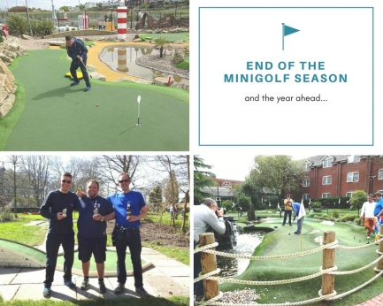 End of the minigolf season – and the year ahead...