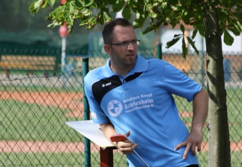 Leading the EC 2014 in Schriesheim: Interview with Michael Ritschel
