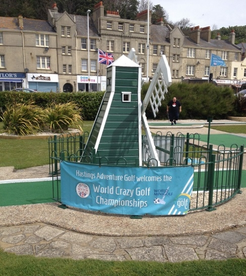 2019 World Crazy Golf Championships Introduces New Junior Category