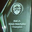 Pairings for round 2 of British Matchplay Championships