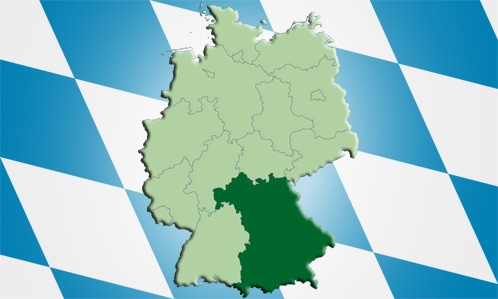 Bavarian (Bayern) championships in south-eastern Germany