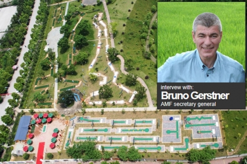 AMF secretary general: interview with Bruno Gerstner