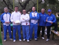 Double for Paolo Porta and MGC Novi Ligure in Follonica