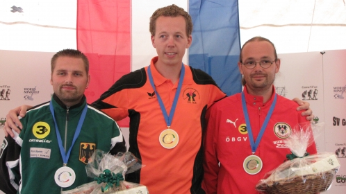 Erik Tiekstra is the new European Champion