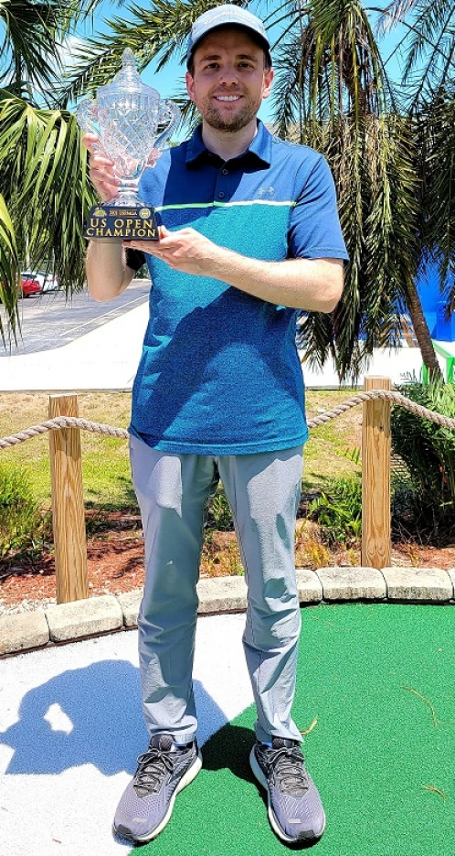 Matt Male Wins 2021 U.S. Open in Florida