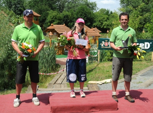 Olivia Propokova wins Czech Open again