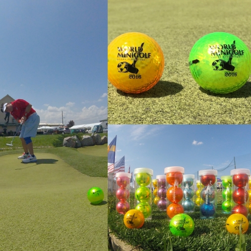 Welcome Chromax Golf to Minigolfnews!