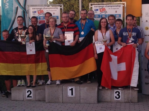 Germany wins both Nations Cups