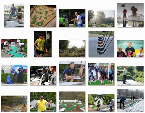 Vote now: Minigolf Photo of the Year 2013