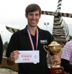 Chapman is the first British winner of British Open