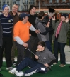 Michael Smith conquers Crazy Golf Championships 2011