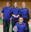 Mj�lby and Olofstr�m wins team play finals