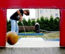 Miroslav Čibik (again) takes Minigolf Photo of the Year 2010