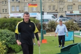 Interview with Ed Pope - Novice World Crazy Golf Champ