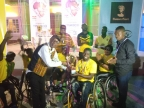 First Year of the Ghana Wheelchair Minigolf League a Success
