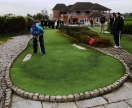 Smith wins first Cambridgeshire and Essex Open Minigolf Championship