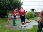 Kovylyaev and Fokina winners in the Minigolf Masters Russia Open