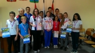 Girls Take Charge at XII Russia Youth Championships
