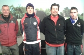 The Kent Minigolf Club take a record breaking 4th UK Club Championship