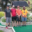 Pat Sheridan Aces Farmington Miniature Golf Tournament