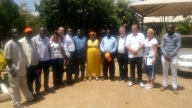 The First African Minigolf Summit took place in Kisumu, Kenya