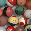 Six companies have a WMF license to produce minigolf balls