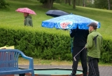 5th Bundesliga match cancelled due to rain