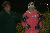 Prokopova wins the 2013 World Crazy Golf Championship in Hastings
