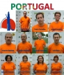 Team Portugal for the home Championship