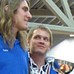 Riku & Kosti win 20th Finnish Marathon